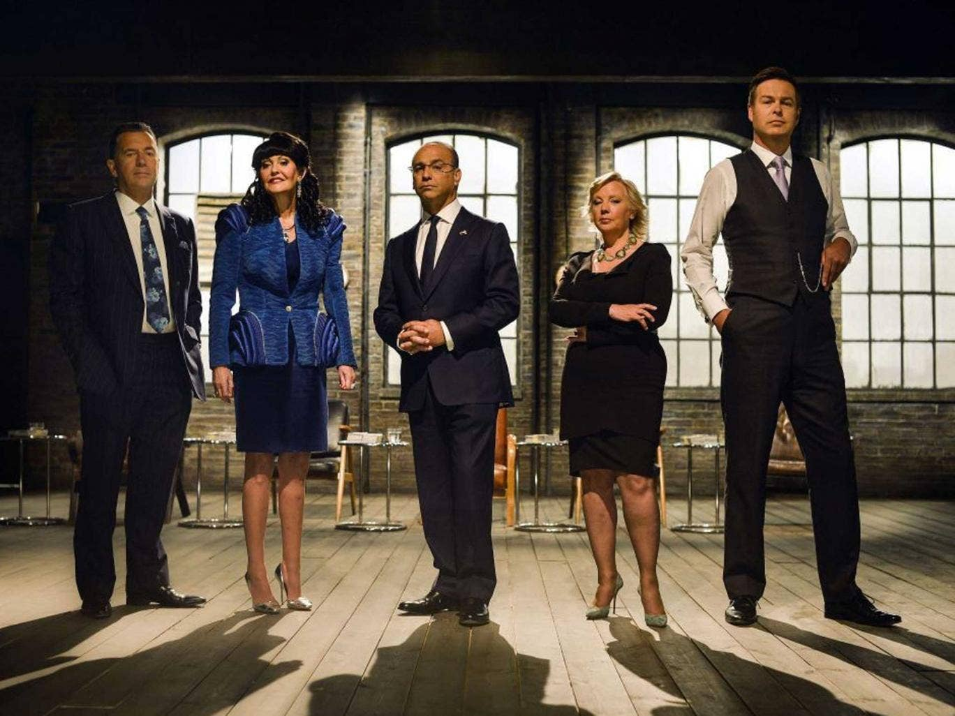 Crowdfunding is staging its own version of Dragons' Den on TV