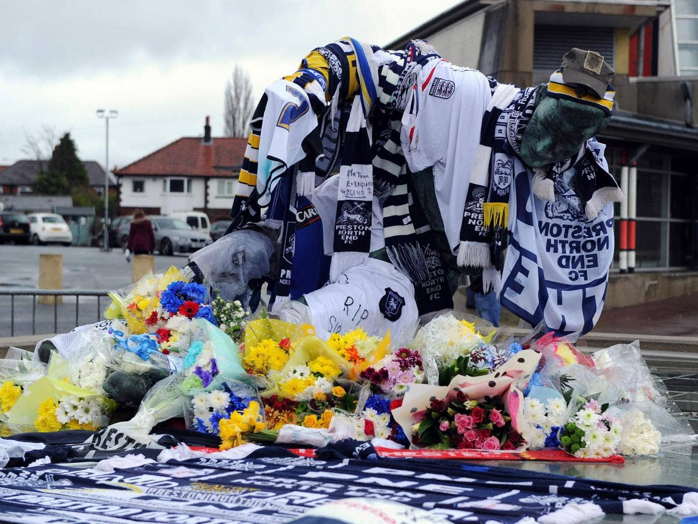 How many modern-day greats will be mourned like the passing of Sir Tom Finney?