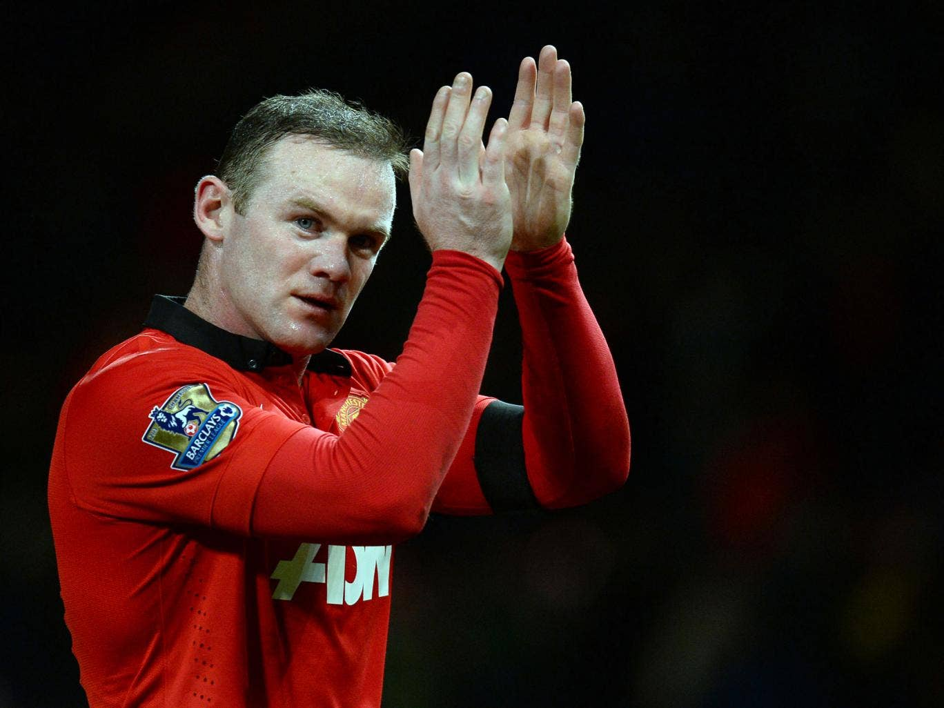 Wayne Rooney is reportedly set to agree a new four-and-a-half year contract worth £300,000-a-week