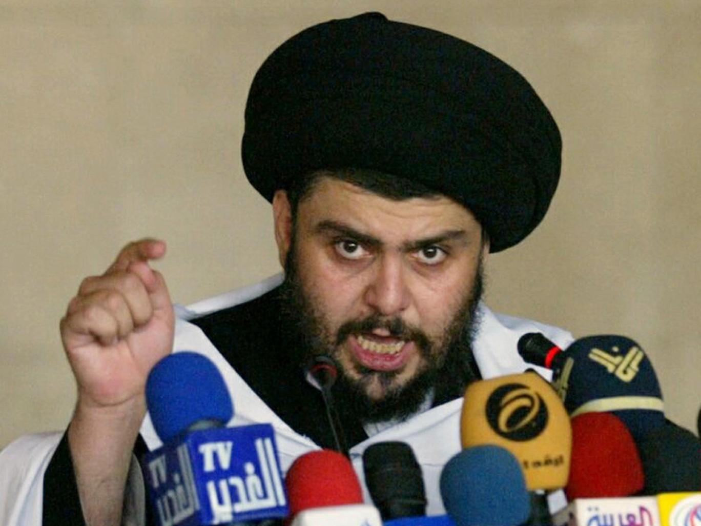 Al-Sadr's announcement will only add to Iraqi political turmoil