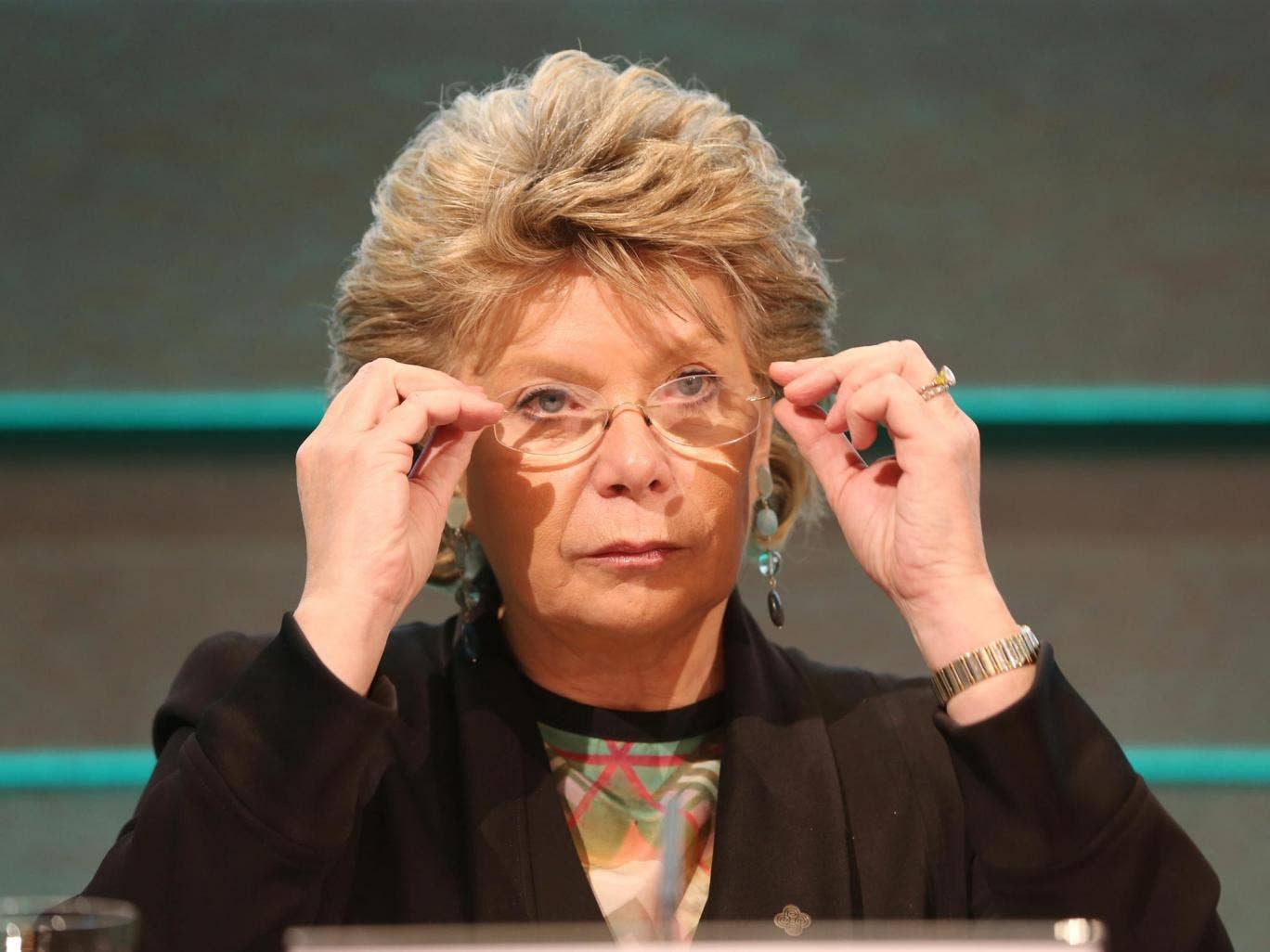 European Commission vice-president Viviane Reding says that Britain needs to focus on education and welfare