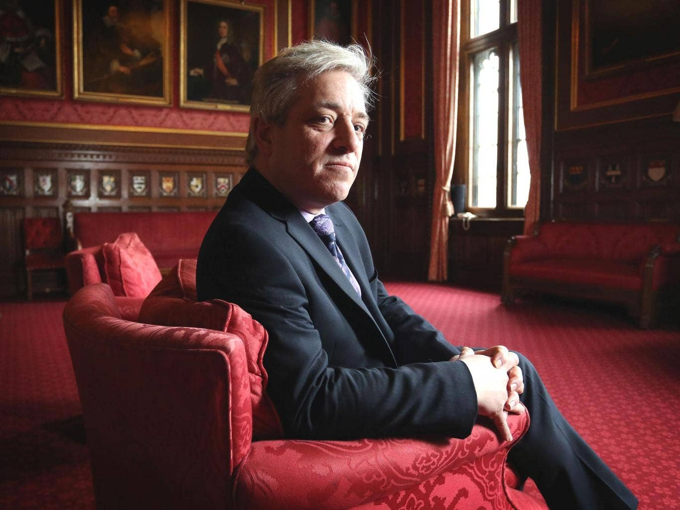 Commons Speaker John Bercow is calling for reform to PMQs