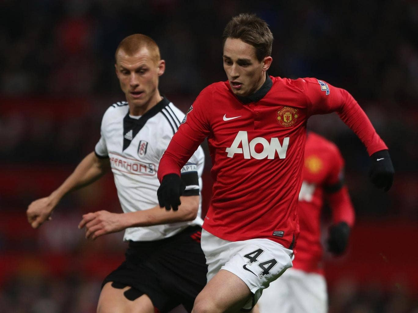 Adnan Januzaj could qualify to represent England in 2017 under Fifa's residency rule