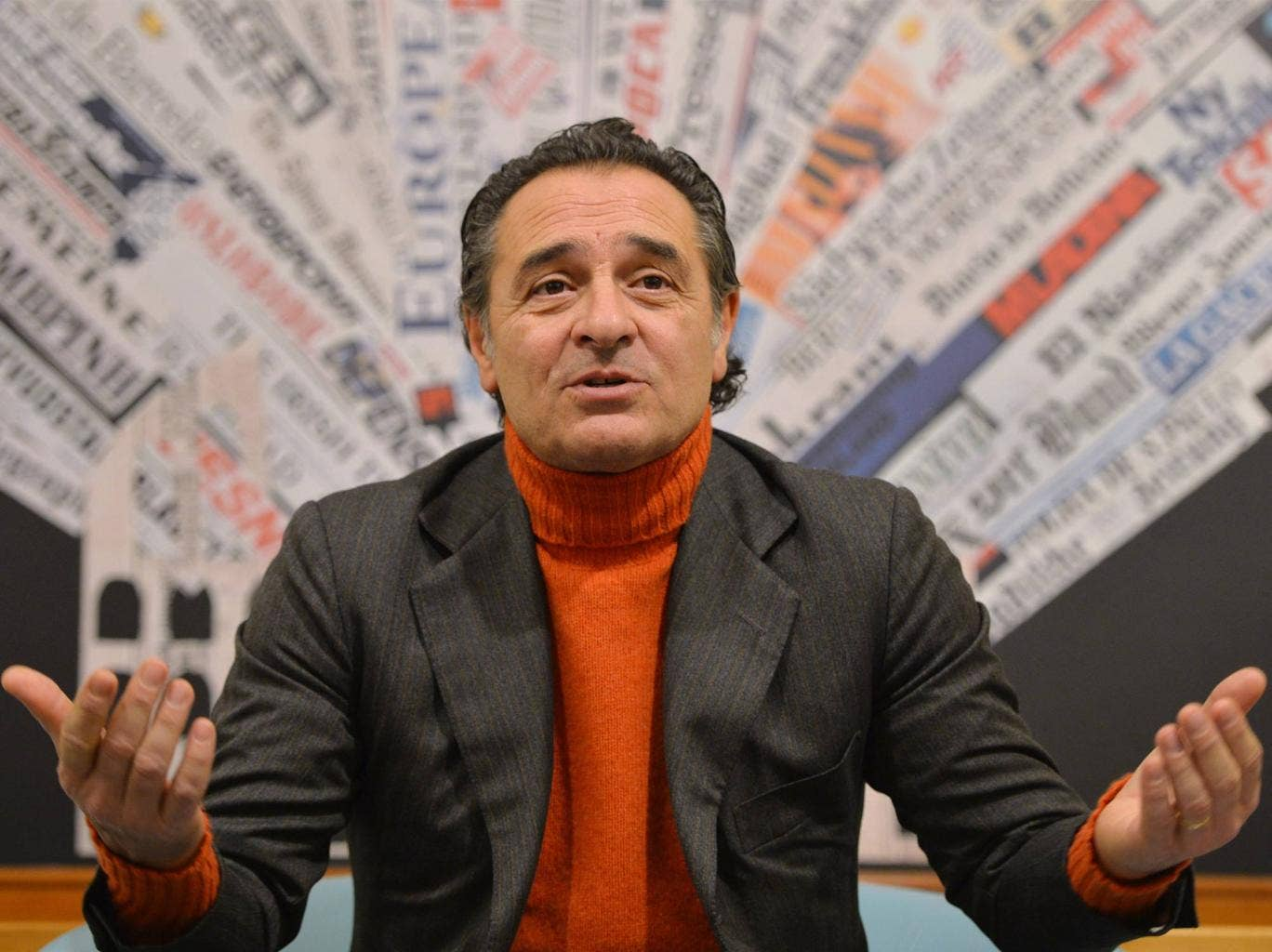 Cesare Prandelli is ready to go back to club management