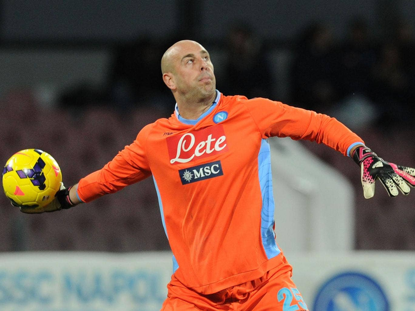 Pepe Reina believes his time at Liverpool is up even though he is due to return to the club at the end of the season