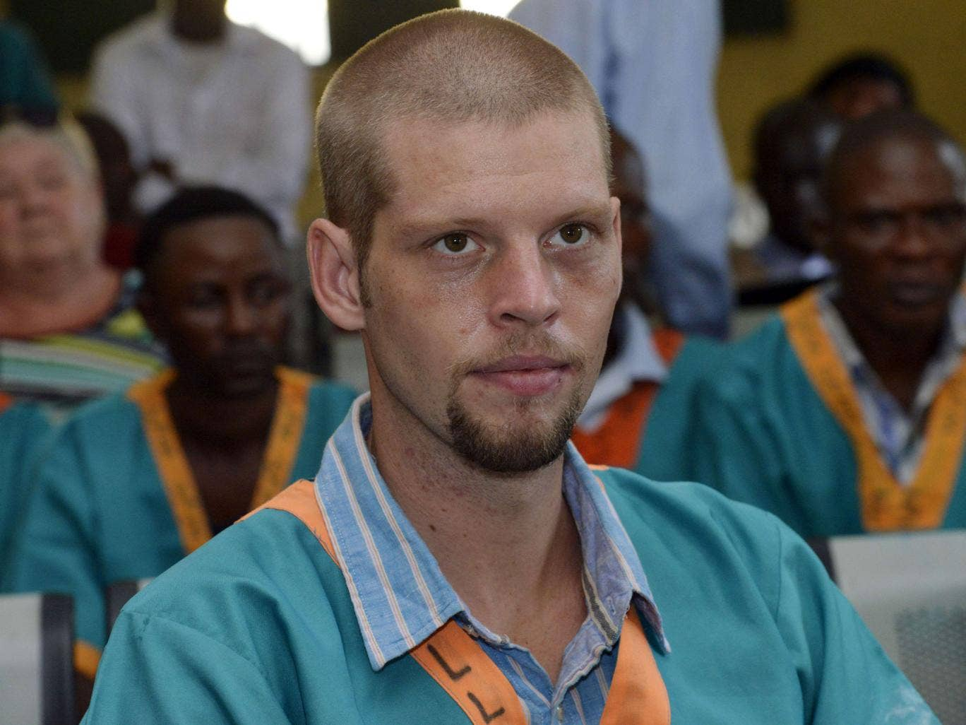 Joshua French has been given a life sentence for murdering his friend and cellmate Tjostolv Moland, who was found dead in prison on 18 August 2013