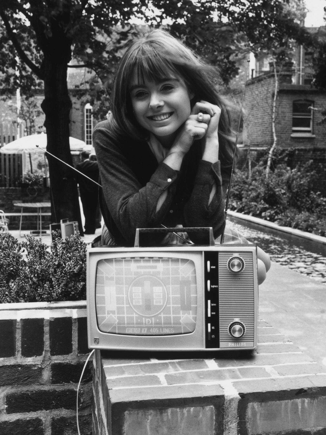 Samantha Juste was a feature of the Sixties pop scene