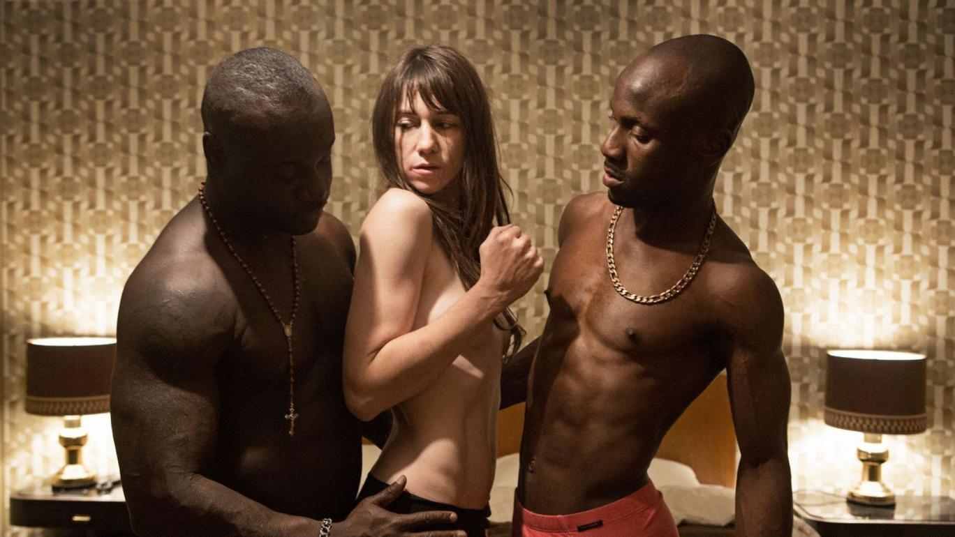 Charlotte Gainsbourg stars in Lars Von Trier's Nymphomaniac