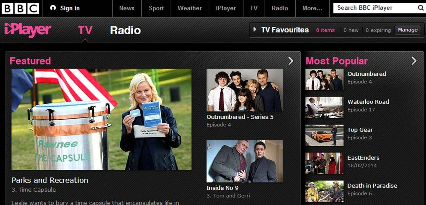 People will now be able to listen to Radio 1 on BBC iPlayer