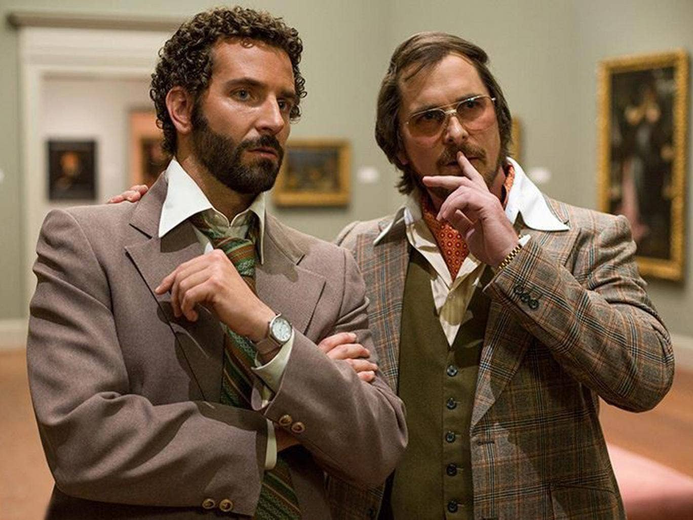 The film 'American Hustle' depicts a similar scheme