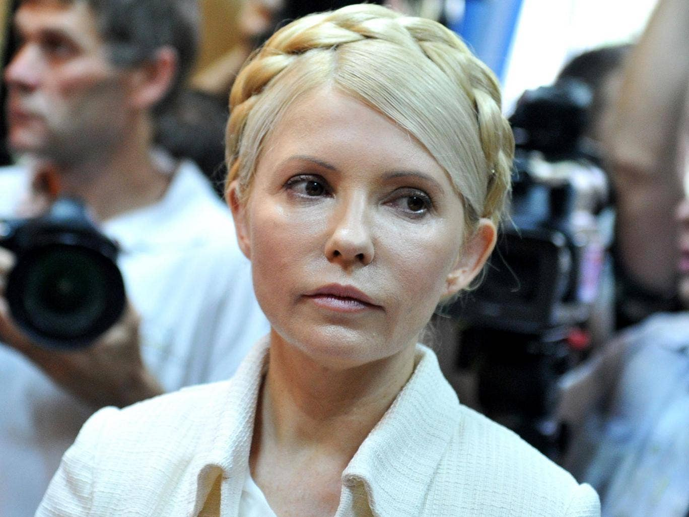 Ukraine's Parliament voted to release former prime minister Yulia Tymoshenko