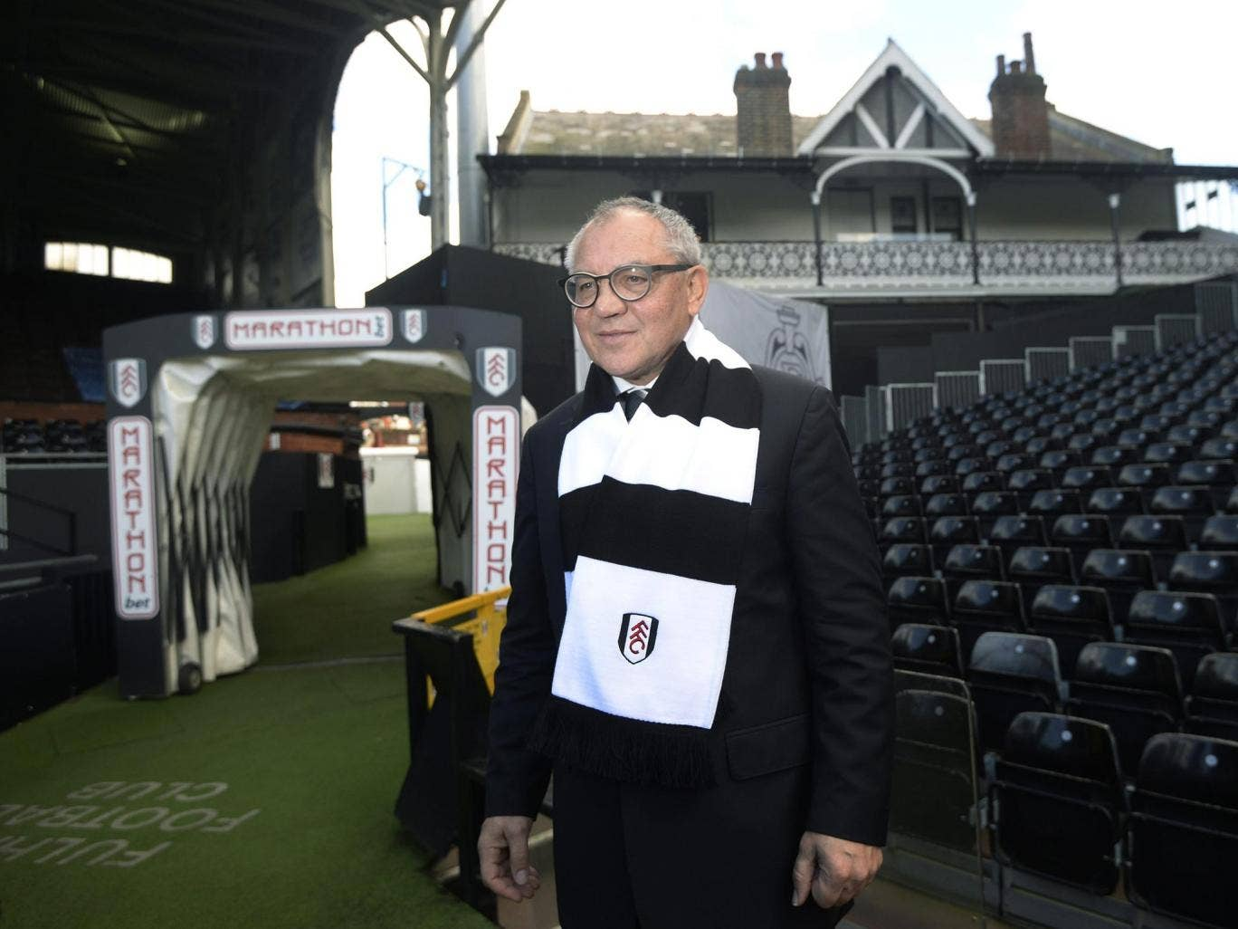 New Fulham manager Felix Magath has wasted no time in instituting a tougher training regime ahead of today's six-pointer with West Bromwich Albion