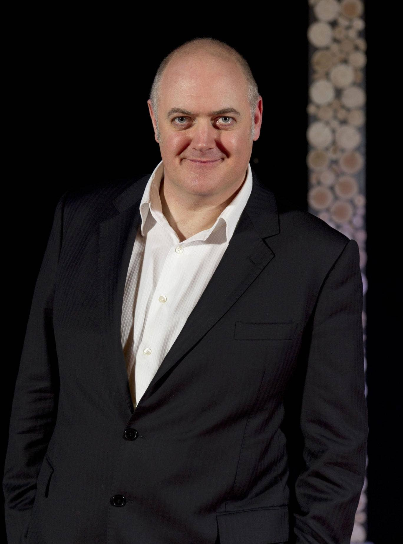O'Briain says: 'I don't care if we never make maths popular: I'm a fat, bald man, and I'm not going to make it hip like Professor Cox has with physics'