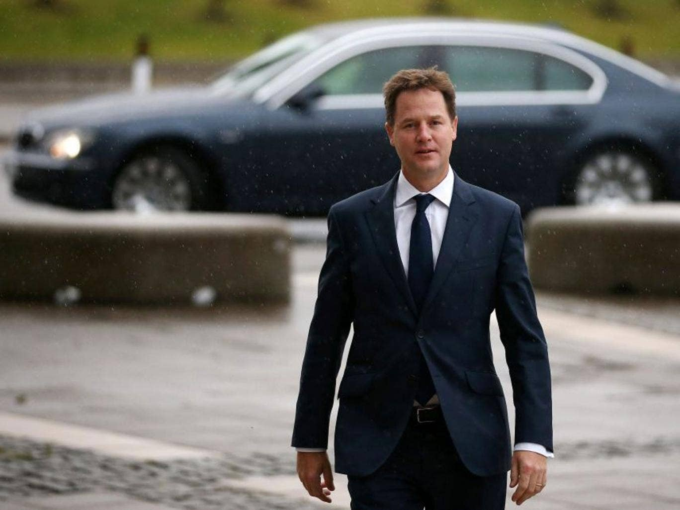 In the ledger of tiny gains and losses by which party morale is measured, it is a point for Clegg