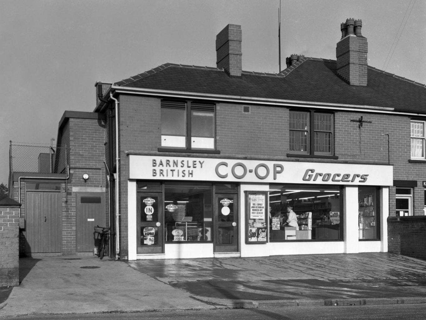Janet Street Porter has used the Co-Op since she was a child
