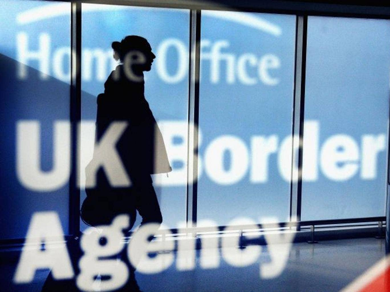Despite some politicians fears, it appears there has been no great influx into the UK