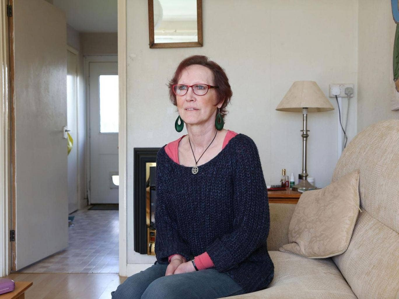 Kate Norton was diagnosed in 1997 with HIV
