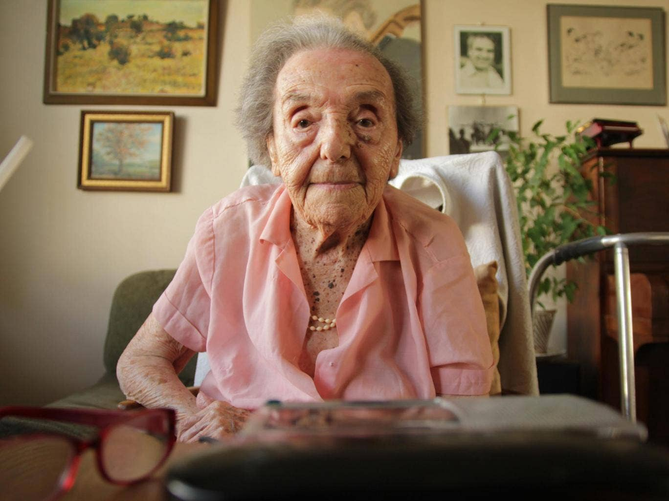 Alice Herz-Sommer, believed to be the oldest-known survivor of the Holocaust, has died at the age of 110
