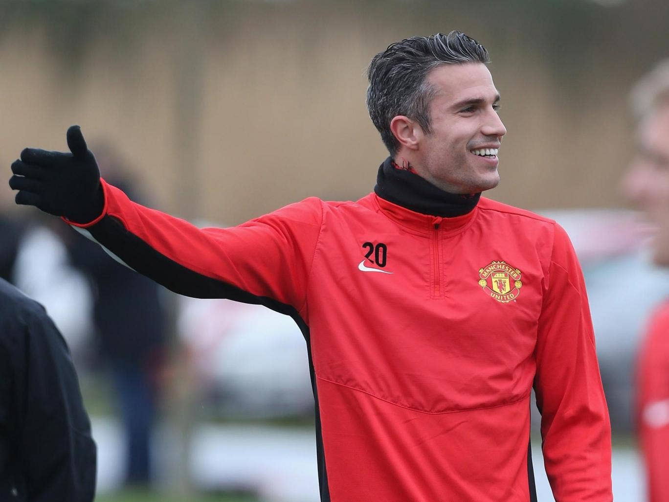 Robin van Persie's return from injury has restored United's most potent attacking combination