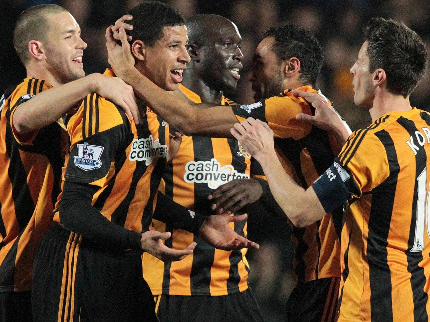 Curtis Davies knows 'they all count' after his bizarre goal for Hull City last night
