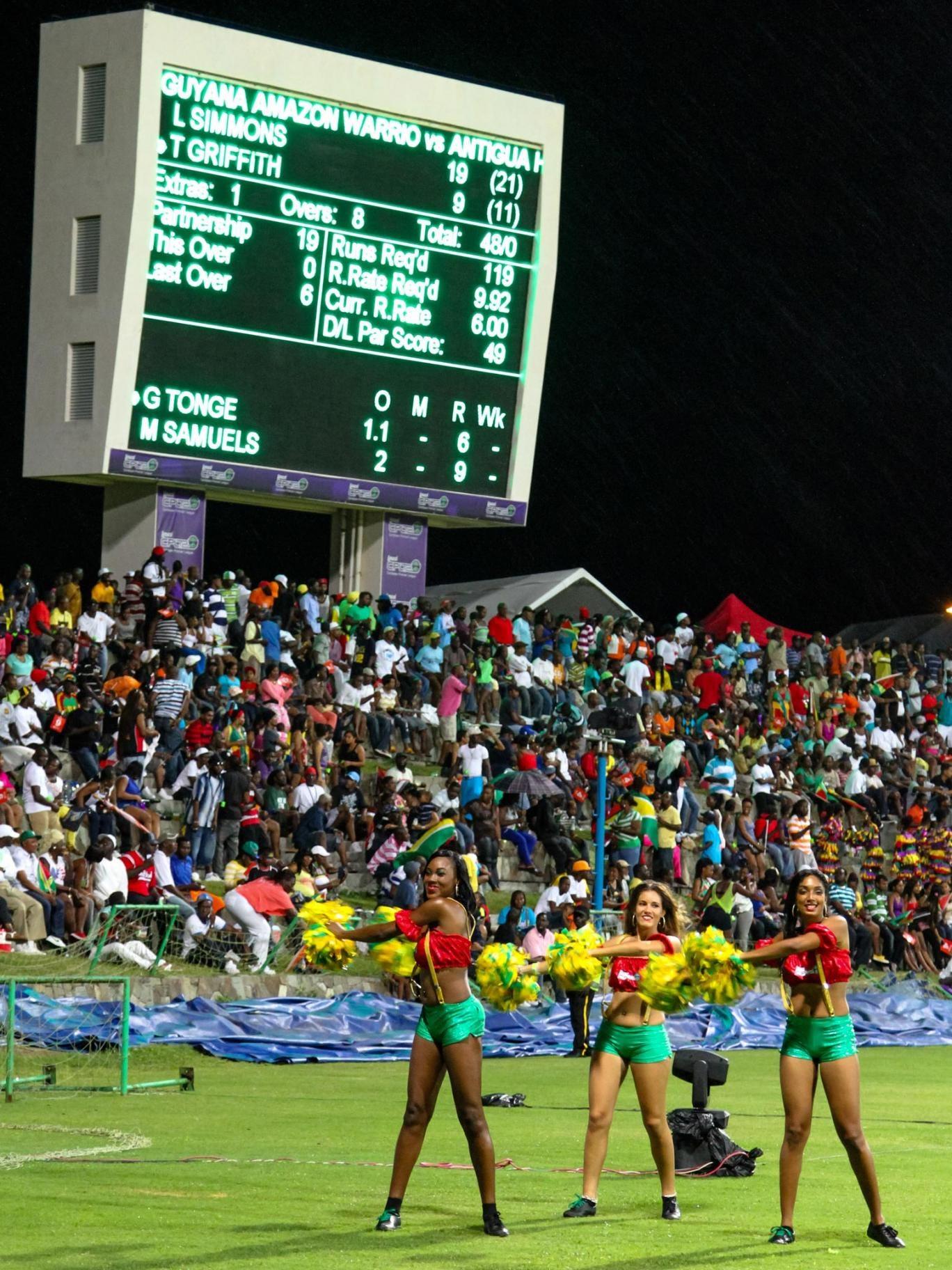 The Sir Vivian Richards Stadium