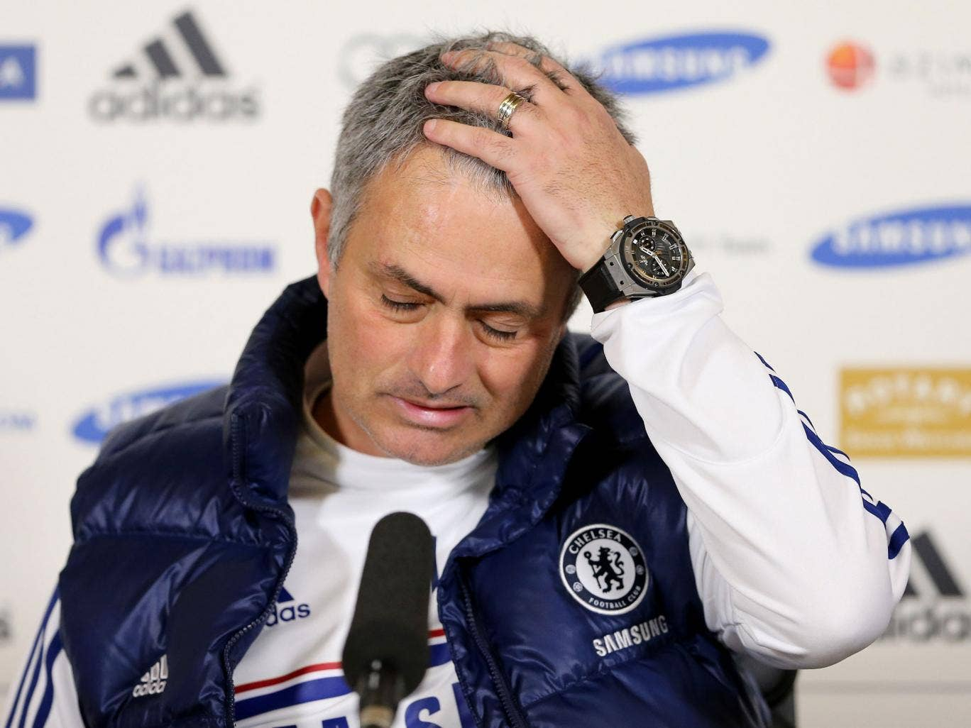 Jose Mourinho is reported to be furious that off-the-record quotes were released by a French television channel
