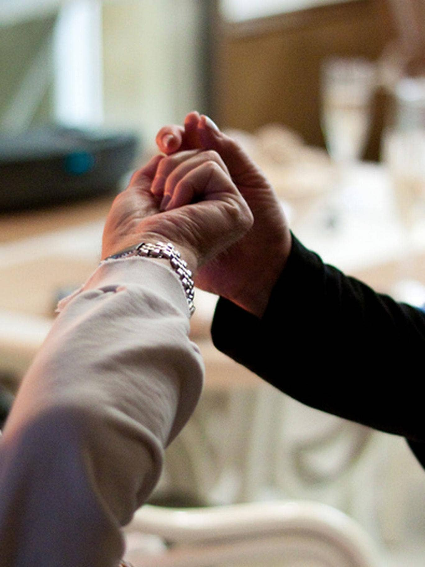 The study found that people are more likely to die in the first 3o days after losing a partner