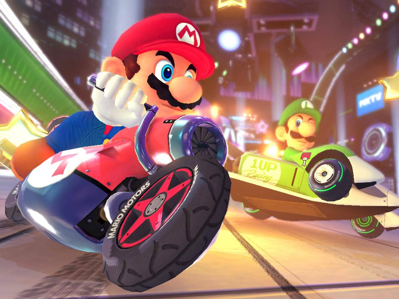 Much-loved characters such as Mario and Luigi have forged the Nintendo brand