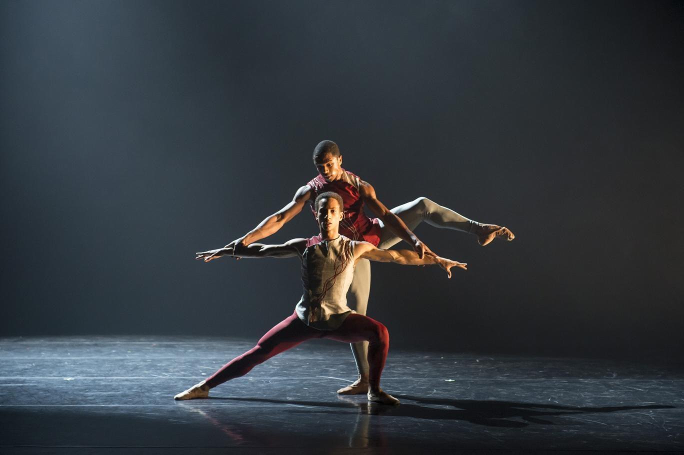 Ballet black perform A Dream Within a Midsummer Night's Dream
