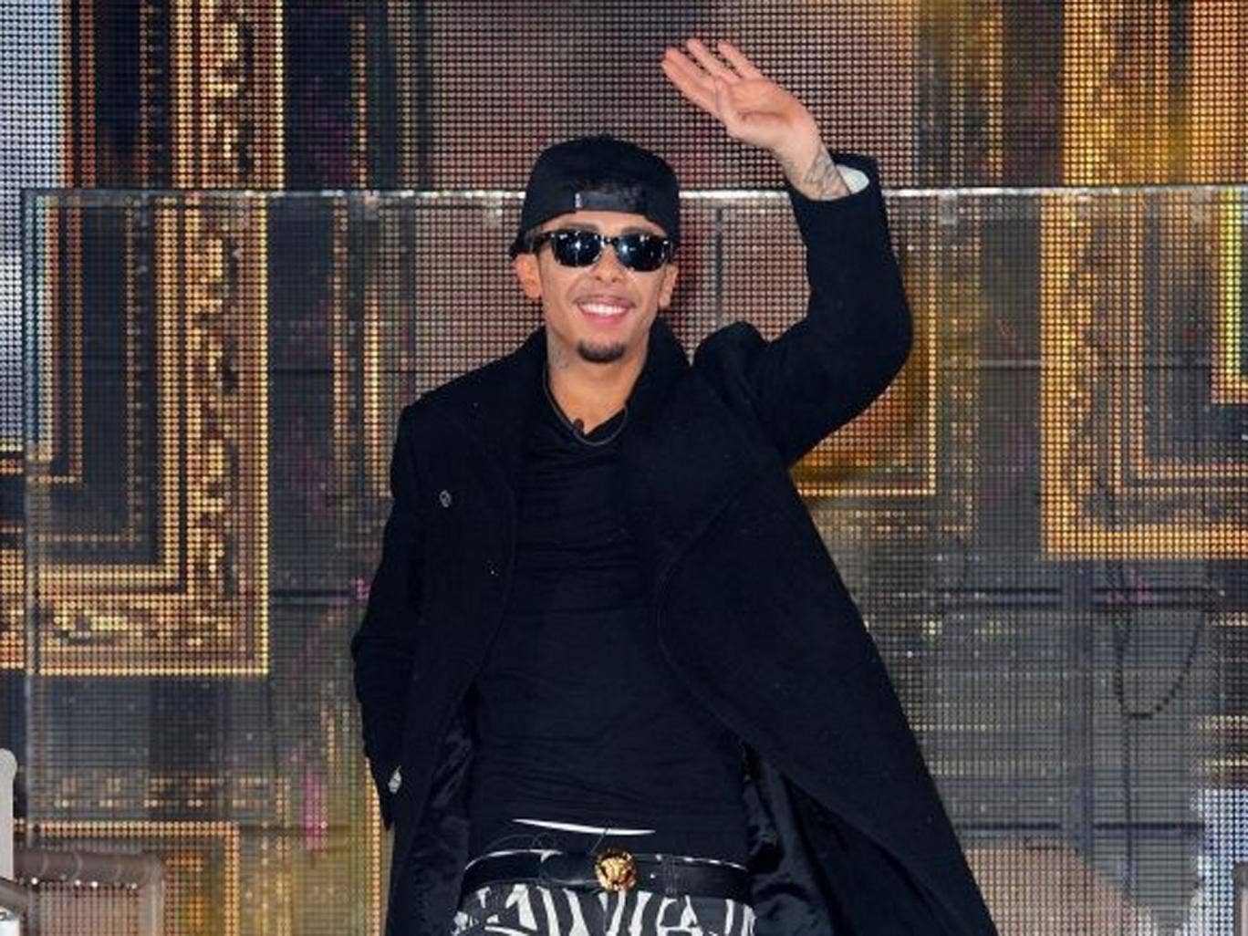 File photo dated 29/01/14 of Dappy who has drawn a line under a cash dispute with the taxman. PRESS ASSOCIATION Photo. Issue date: Tuesday February 25, 2014. HM Revenue & Customs today withdrew a bankruptcy petition against the N-Dubz singer and Celebrity