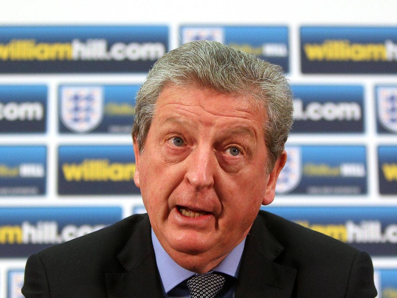 Roy Hodgson has admitted he will face some 'very tough decisions' when choosing a squad for Brazil
