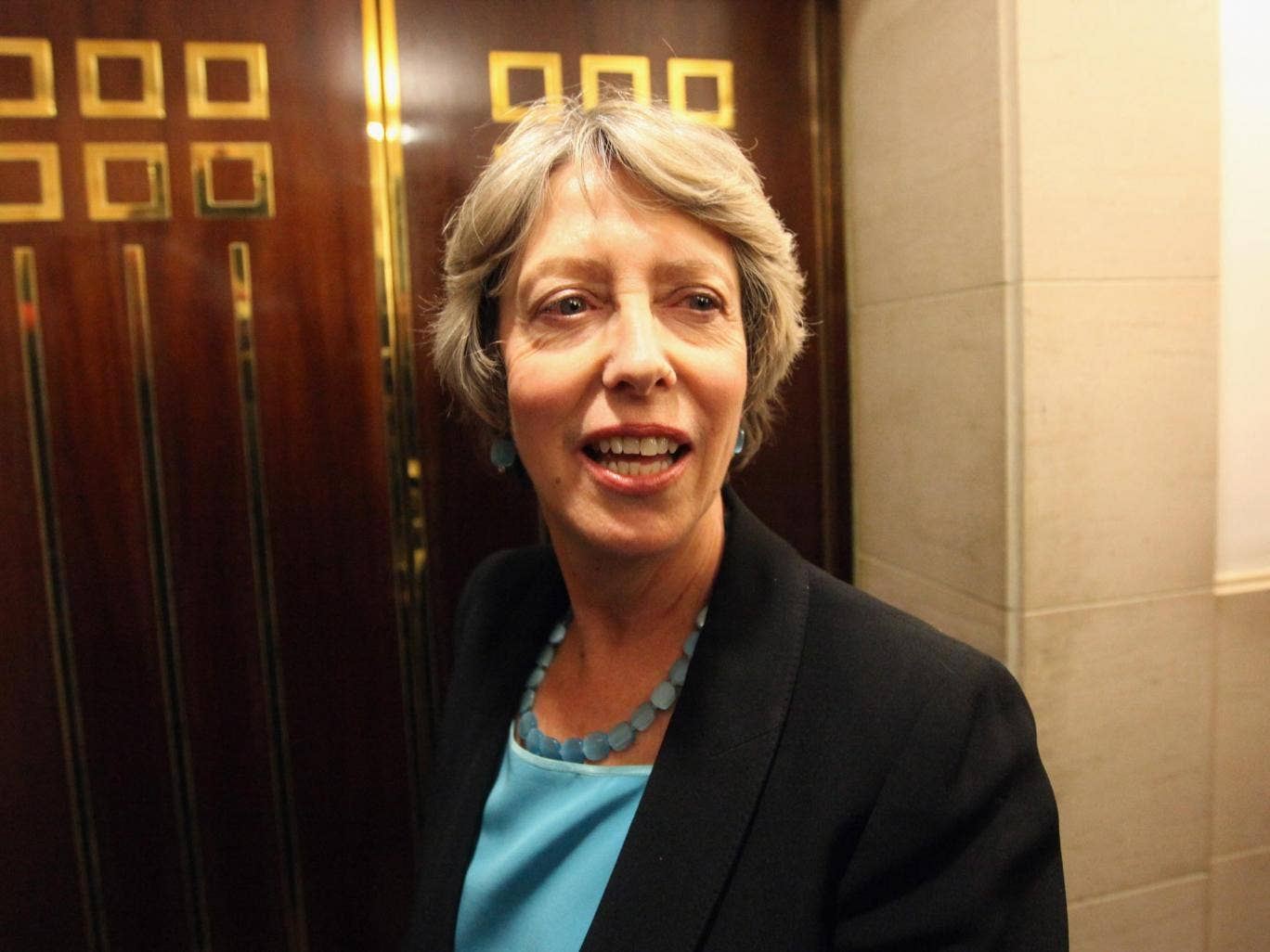Patricia Hewitt said that as the NCCL's general secretary the 1970s she took responsibility for the mistake