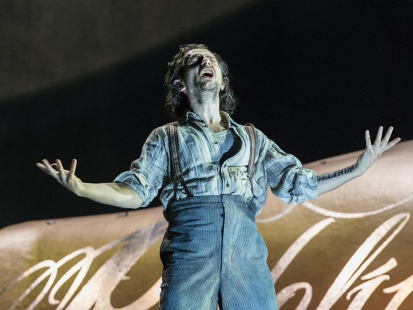 Iestyn Davies as Bertarido