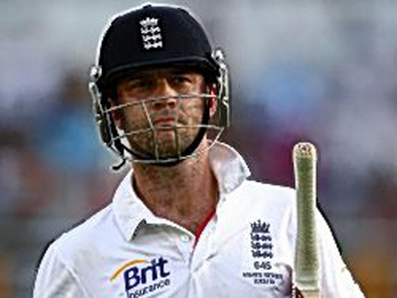 England cricketer Jonathan Trott