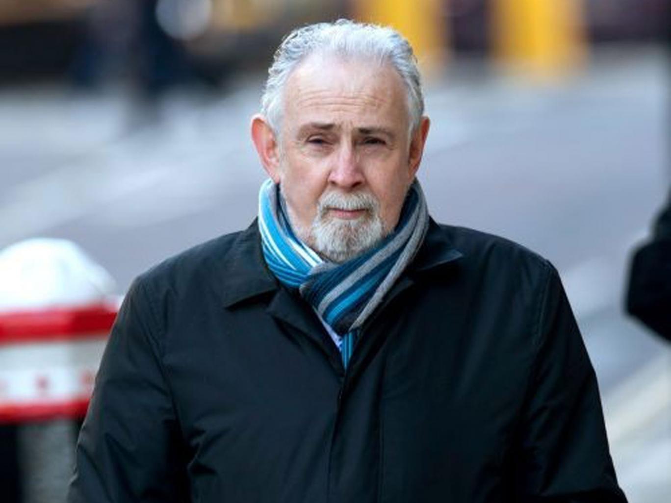 Part of  the process: Former IRA member John Downey