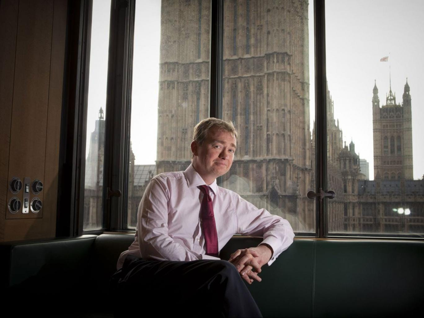 Leadership bid: Tim Farron is 'untainted'