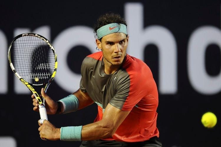 Rafael Nadal is one of the tennis players on the list