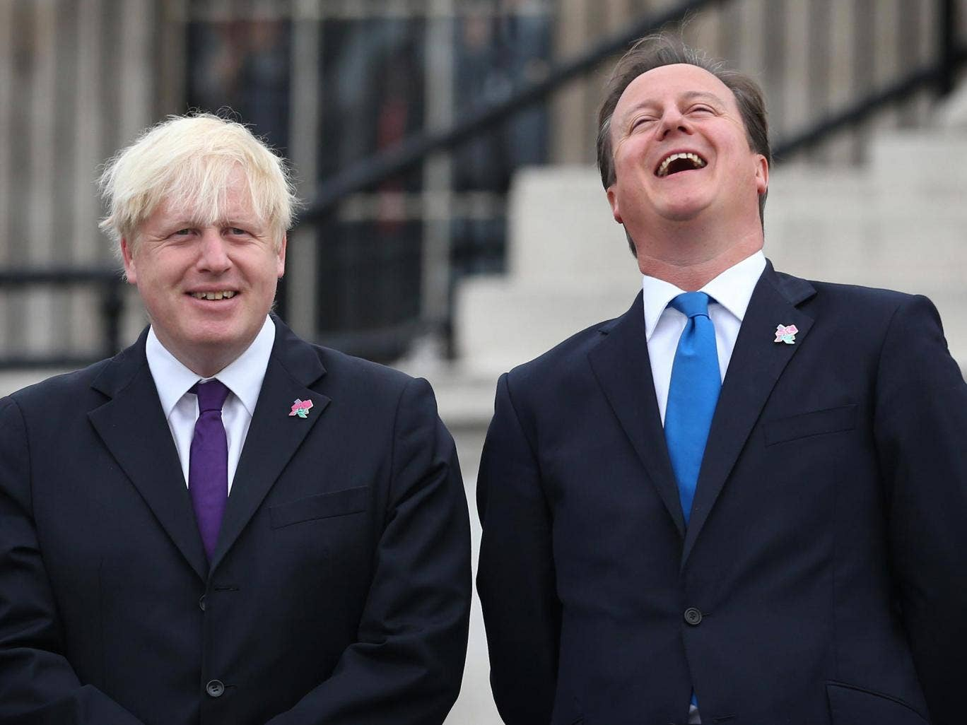 MP Mark Pritchard made his comments following fresh speculation over Boris Johnson's ambitions to succeed David Cameron as Tory Party leader