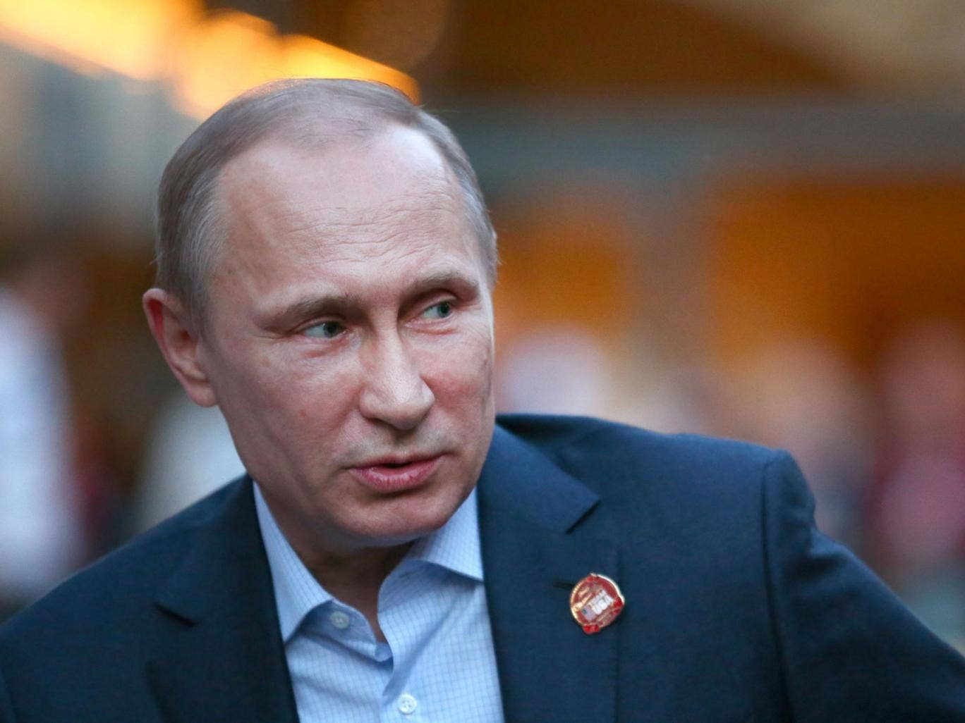 Putin now seems to be on the verge of plunging the region if not into World War Three