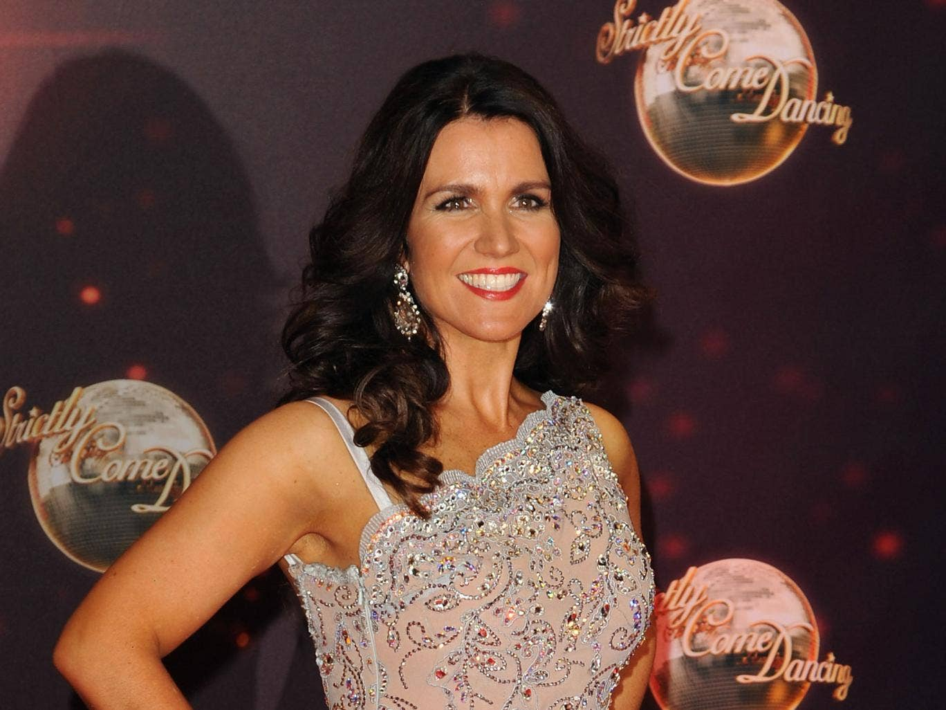 Susanna Reid is now planning a 'staycation' with her three young children