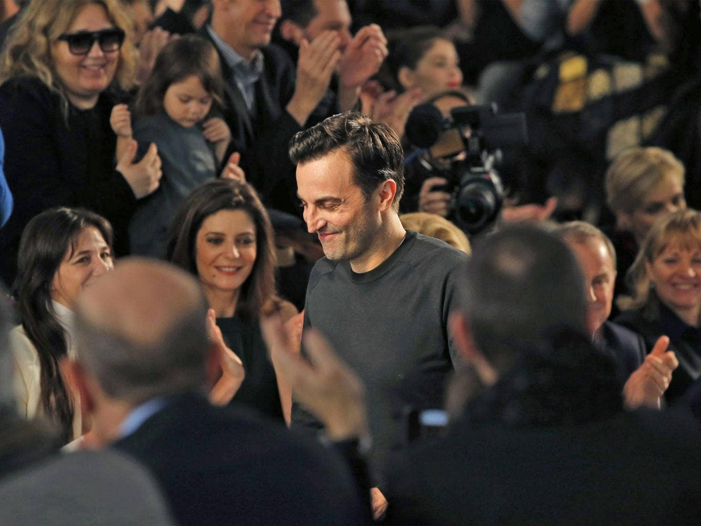 Nicolas Ghesquière: 'I ask people to do things they're not used to doing. I play a little game... But it's subtle'