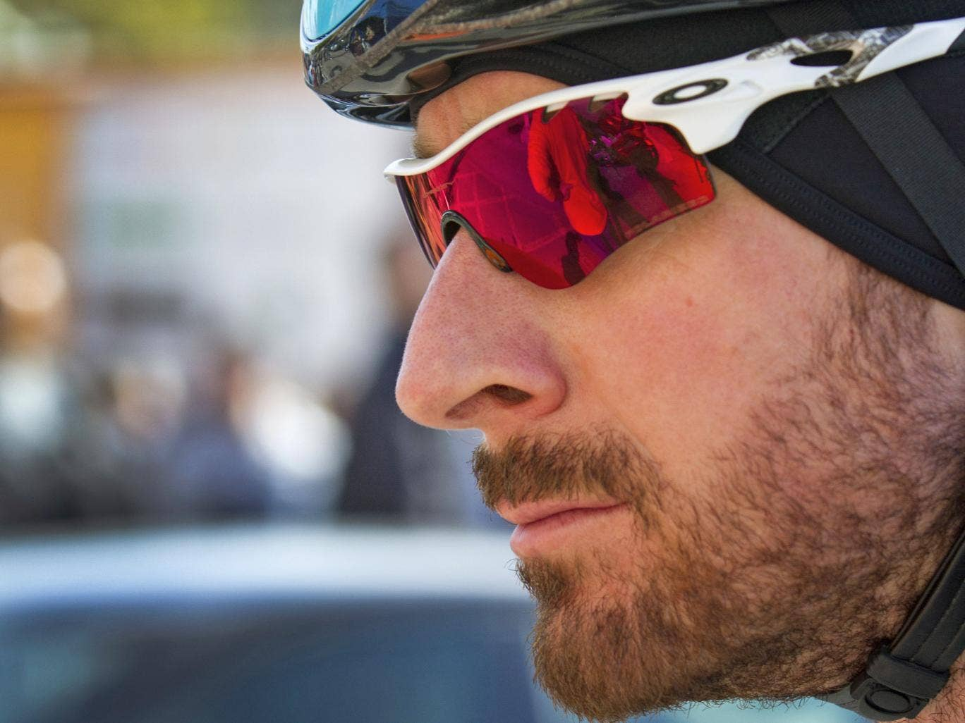 Bradley Wiggins (pictured) says he wants to take some of the pressure off Chris Froome in this year's Tour de France