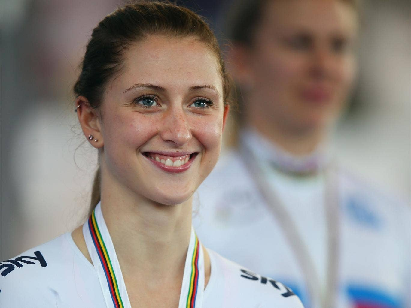 Laura Trott is a key member of the GB Wiggle Honda squad which gets financial backing from Wiggins