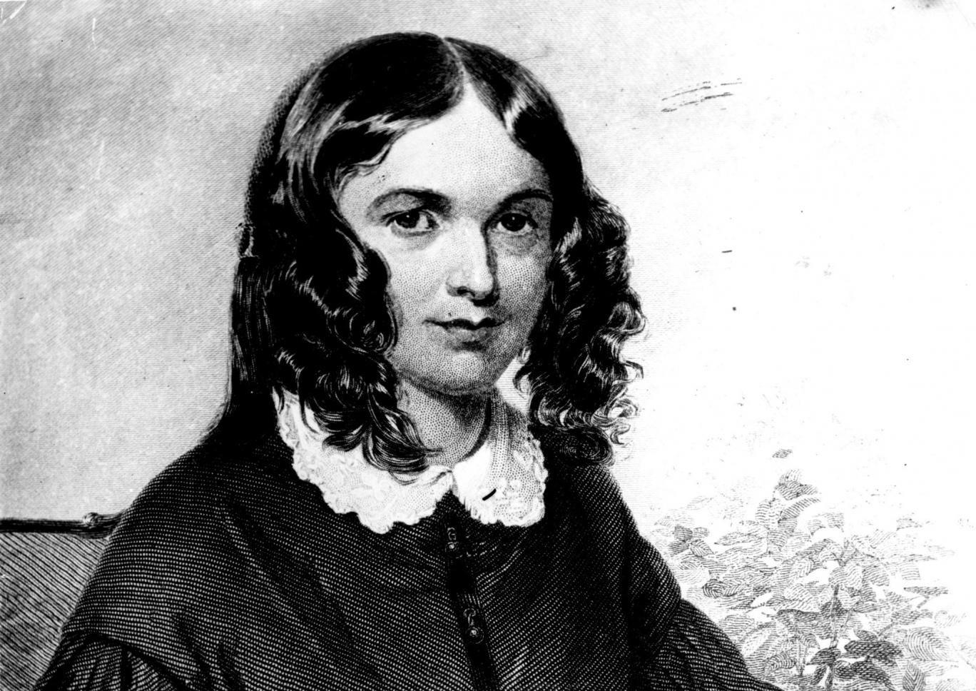 Victorian poet Elizabeth Barrett Browning