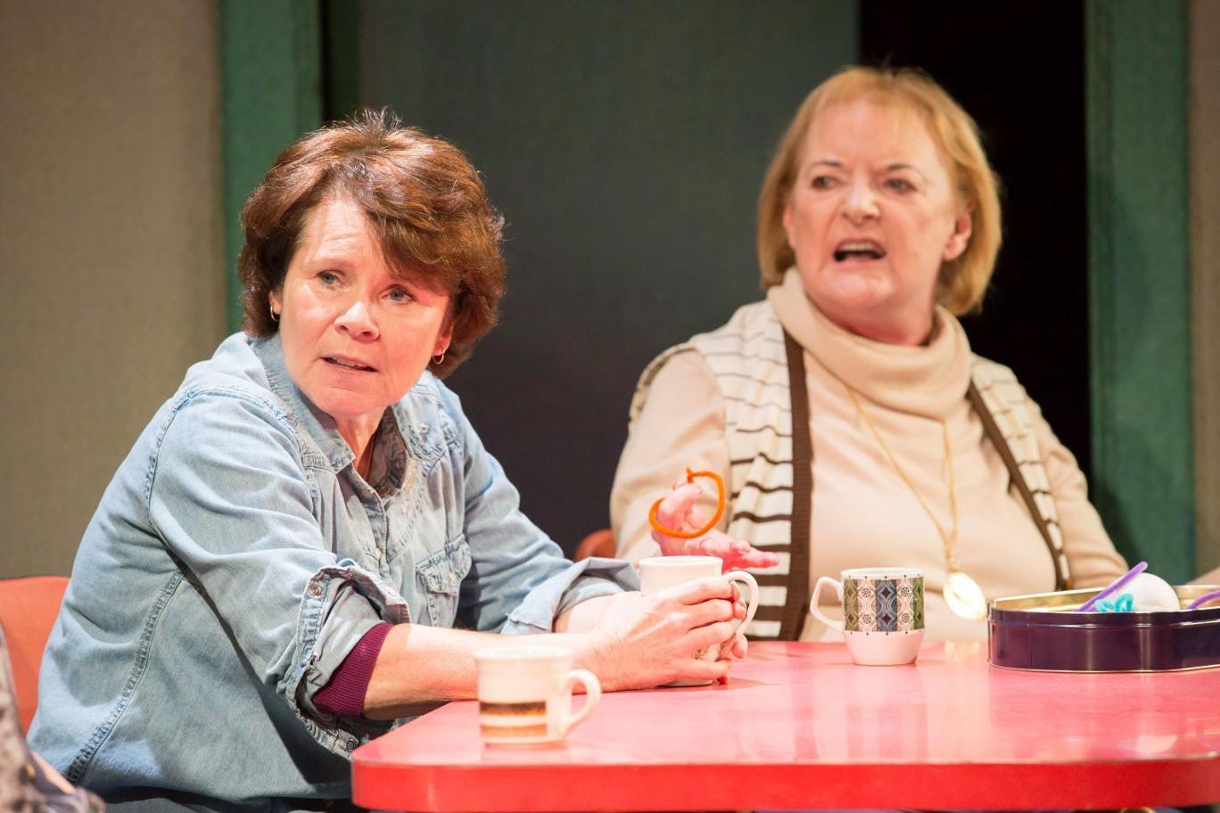 Imelda Staunton and June Watson in 'Good People'