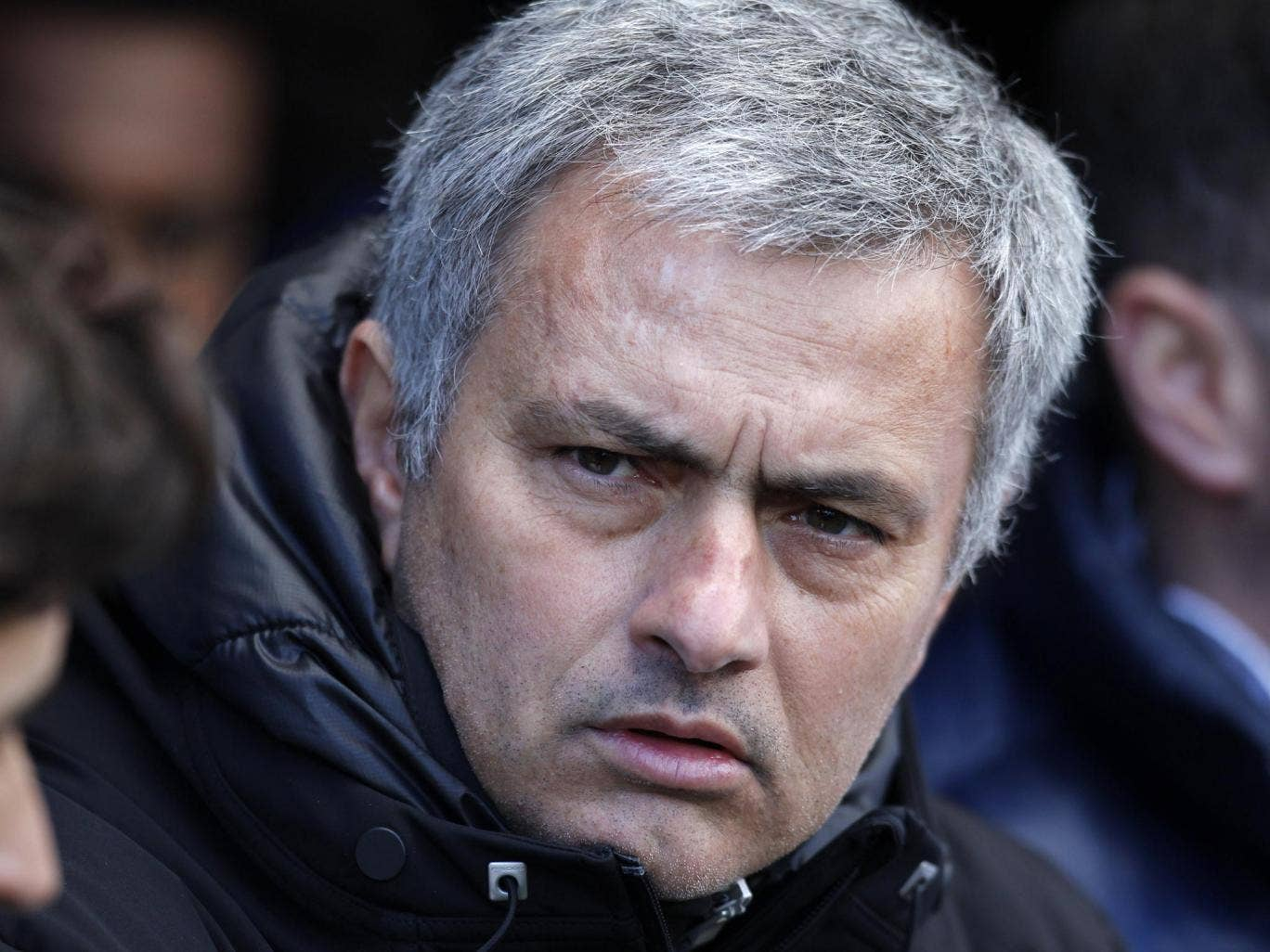 Jose Mourinho feels that the Real Madrid players spent too much time looking in the mirror