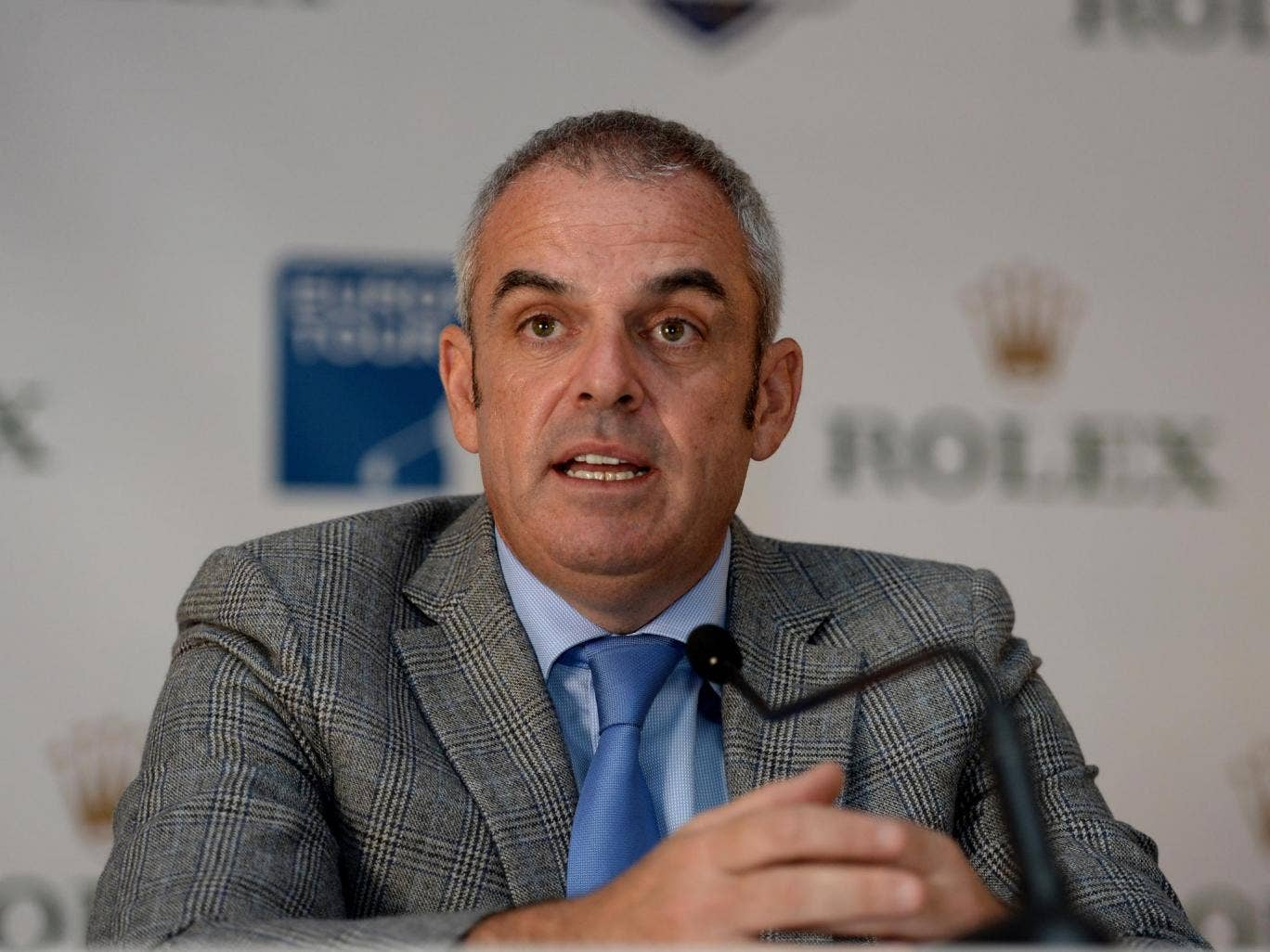 Europe Ryder Cup captain Paul McGinley has appointed Sam Torrence and Des Smyth as two of his four vice-captains