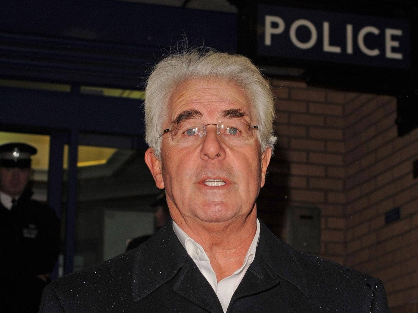 Max Clifford is accused of 11 counts of indecent assault
