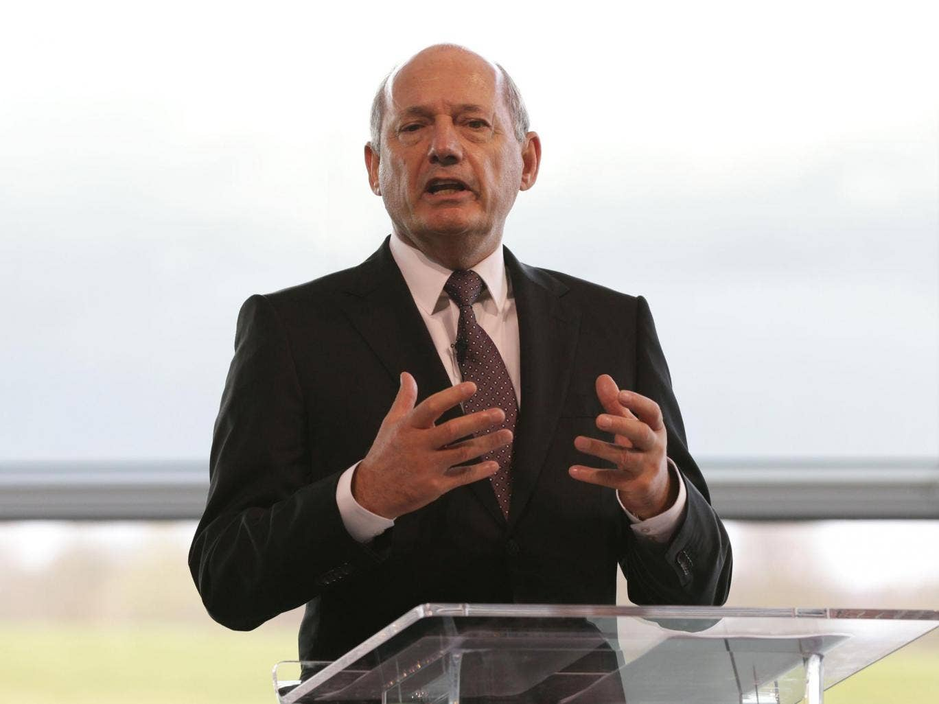 Ron Dennis, CEO of the McLaren Group says team members need to sharpen up