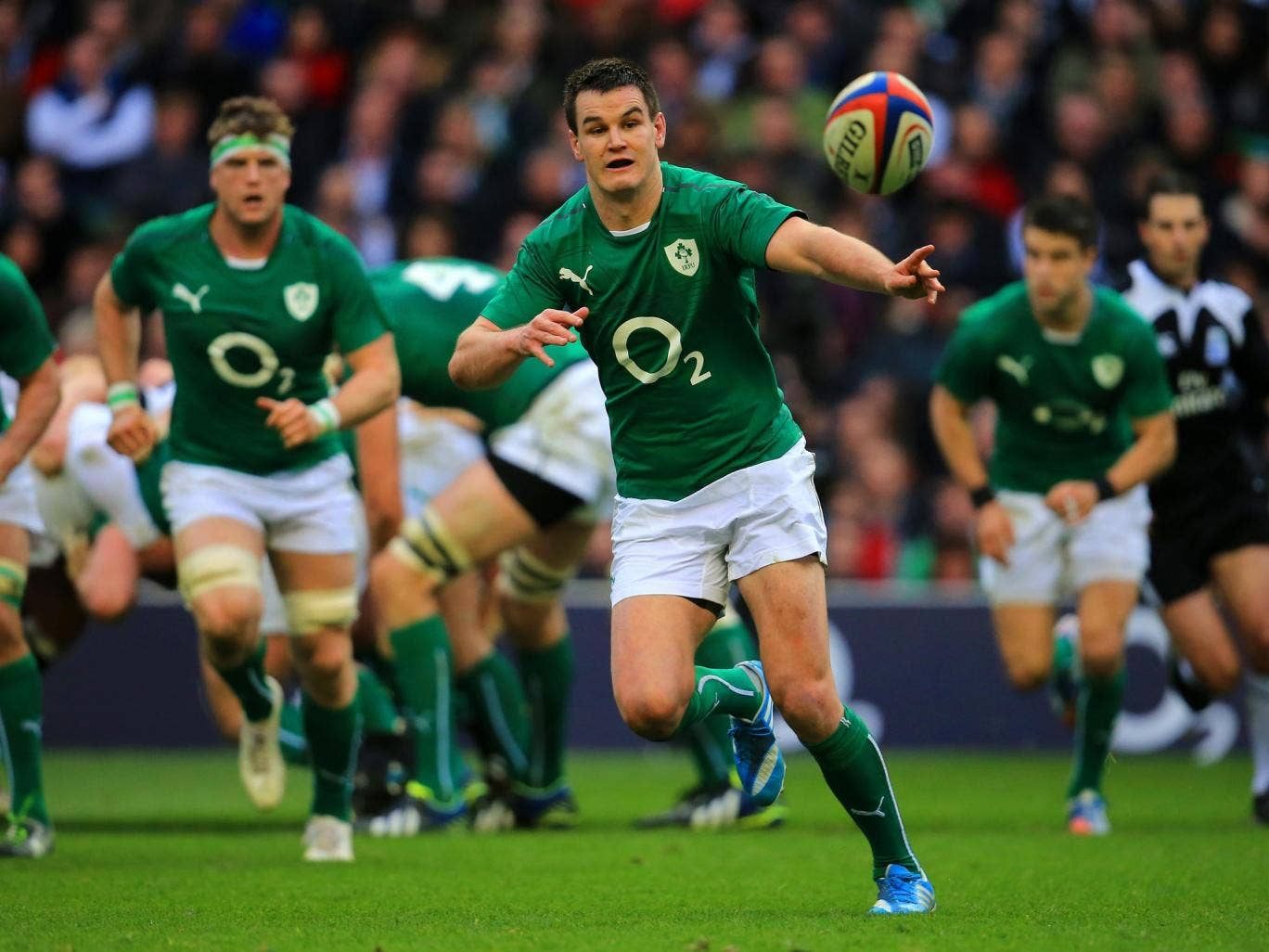 Jonathan Sexton has been passed fit for Ireland's match against Italy